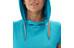 Millet LD Mada Roc Hoodie SS Women h blue bird